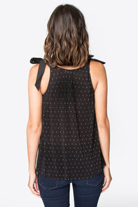 Marcy Polka Dot Top