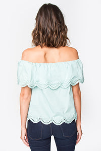 Joelle Off The Shoulder Top