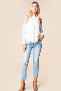 Mika Cold Shoulder Top
