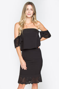 Laverne Off The Shoulder Top