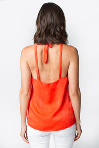 Mantle Halter Top