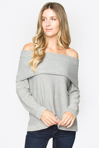 Ayana Off The Shoulder Sweater