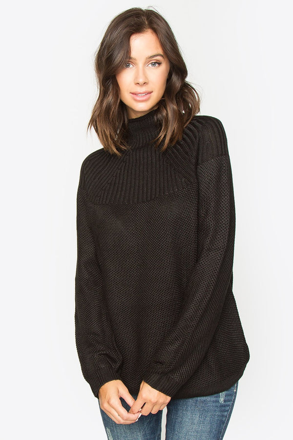 Queensland Turtleneck Sweater
