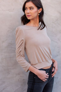 Kiona Puff Sleeve Top