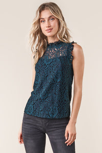 Cupid Lace Top