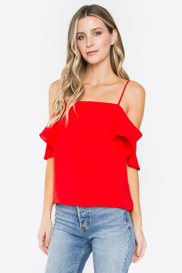 Avril Off The Shoulder Top