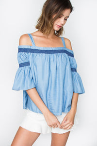 Gloria Off The Shoulder Top