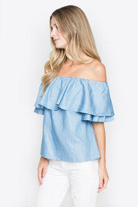 Kaia Off The Shoulder Top
