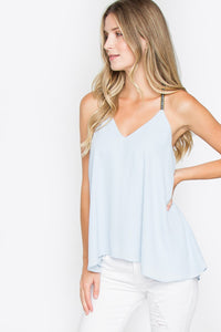 Blue Lemonade Cami Top