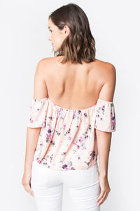 Louise Off The Shoulder Top