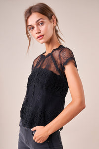 Icona Lace Top