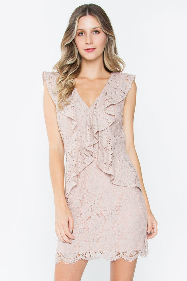 Briarwood Lace Dress