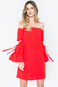 Jolene Off The Shoulder Dress