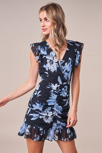 Emilie Floral Mini Dress