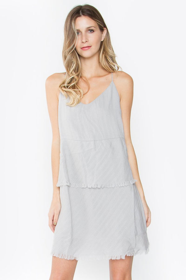 Sterling Fray Dress