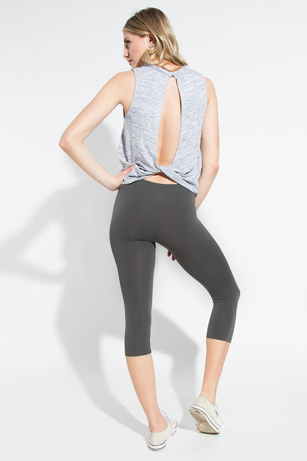 "24"" Capri Length Leggings"