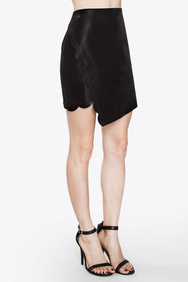 Alessandra Scallop Skirt