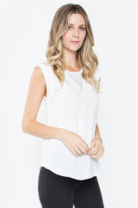 Jodie Sleeveless Top