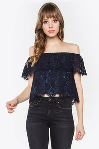 Kasey Off The Shoulder Top