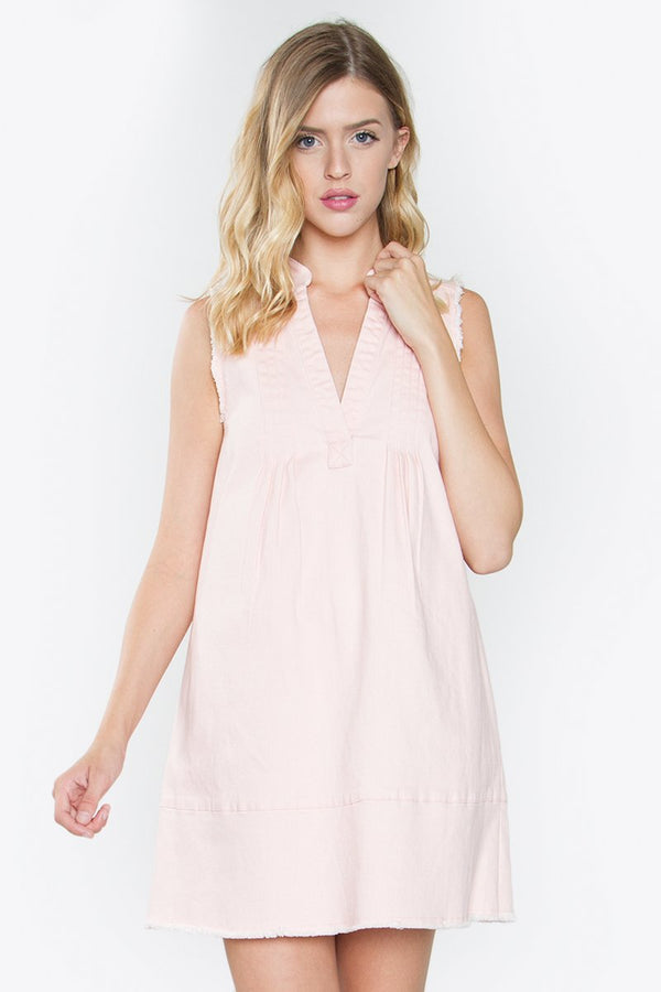 Brighton Denim Dress