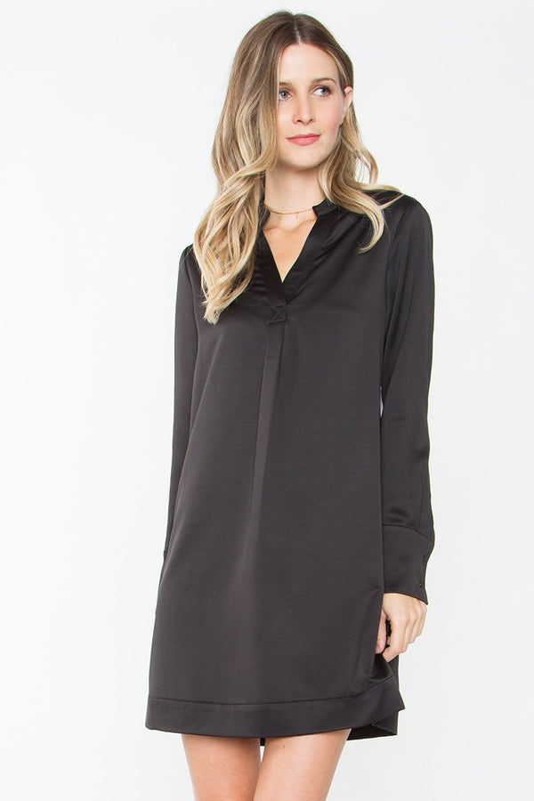 Lakita Shirt Dress