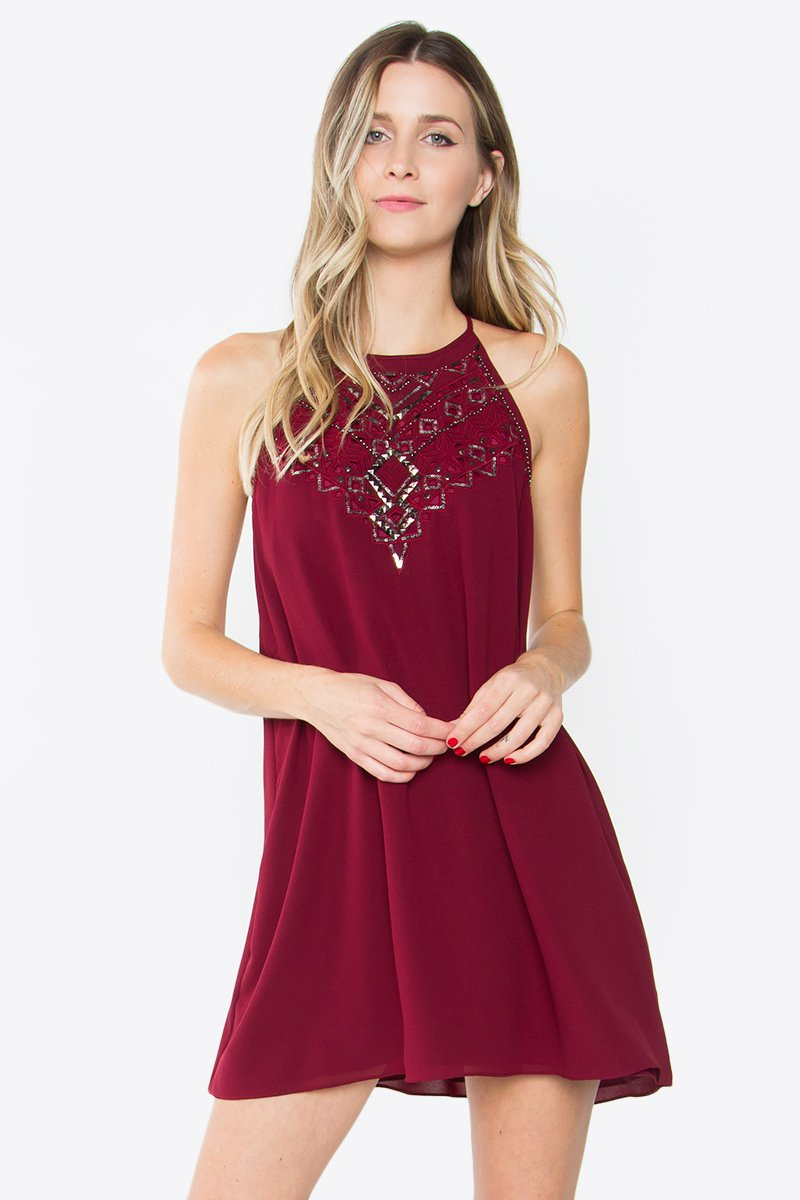 Abrielle Sleeveless Dress