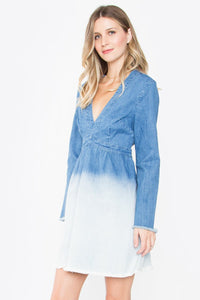 Sybil Denim Dress
