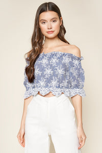 Annette Off The Shoulder Top