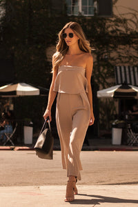 Veda Scallop Jumpsuit