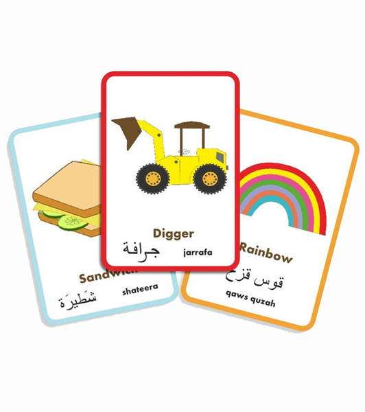 Arabiska flashcards