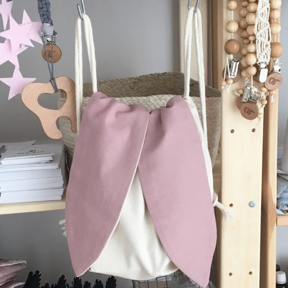 Rabbit Bag - rosa