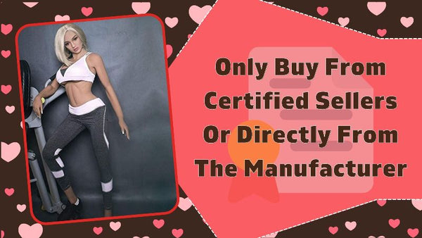 Only Buy From Certified Sellers