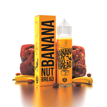 Banana Nut Bread e-Liquid, Vape Juice,