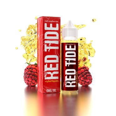 Red Tide 60ml (50ml shortfill with 10ml Nicotine Shot)