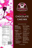 Low Carb Chocolate Cake Mix - CASE of 15