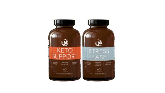 Keto Booster Package