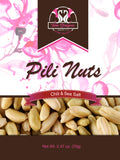 Chili & Sea Salt Pili Nuts (2.47 oz.)