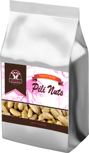 Tumeric & Sea Salt Pili Nuts (16 oz.)