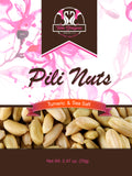 Tumeric & Sea Salt Pili Nuts (2.47 oz)