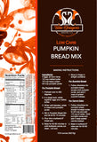 Low Carb Pumpkin Bread Mix