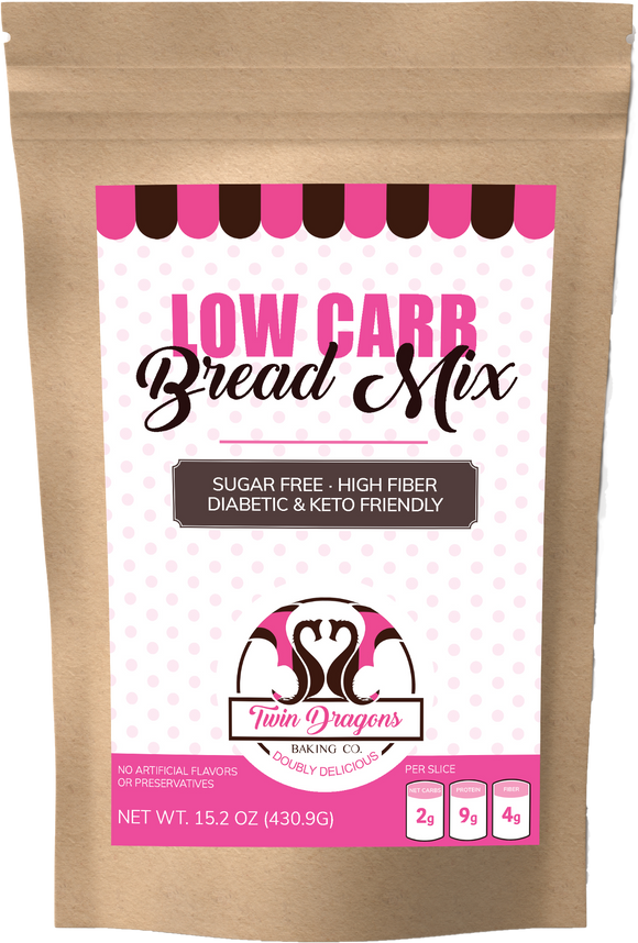 Low Carb Bread Mix