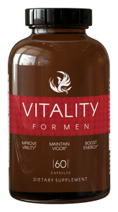Vitality for Men - Member Discount