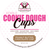 Edible Cookie Dough - Peanut Better Chocolate Chip