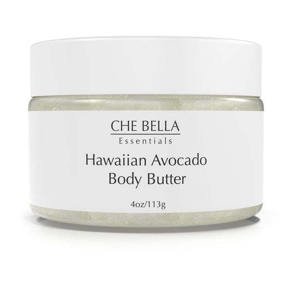 Hawaiian Avocado Body Butter