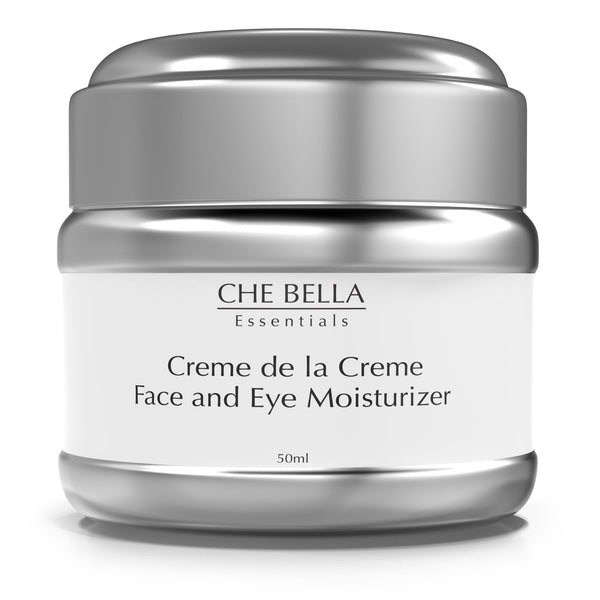 Creme de la Creme Face and Eye Moisturizer