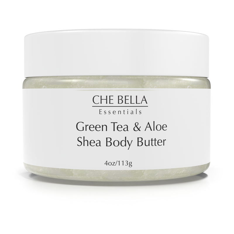 Green Tea & Aloe Shea Body Butter