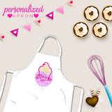 Personalised Business Logo Apron