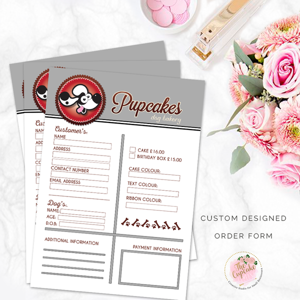 Bespoke Business Order Form