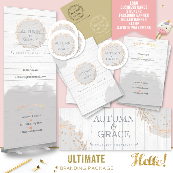 The Ultimate Business Branding Package