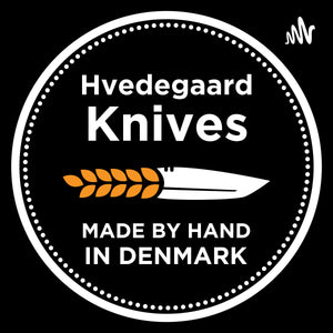 The Hvedegaard Knives Talkshow - Talking about and with people who have had an impact on my knife making business
